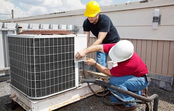 AC unit AC maintenance