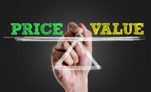price-value 3