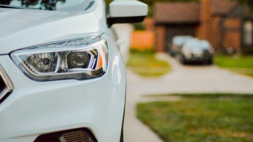 insurance vehicle headlight