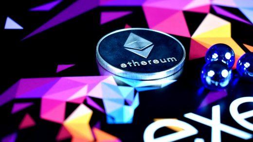 crypto robot Ethereum logo