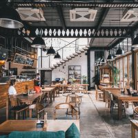 improving your restaurant brown and gray concrete store