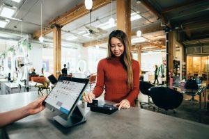 customer loyalty turned-on monitor