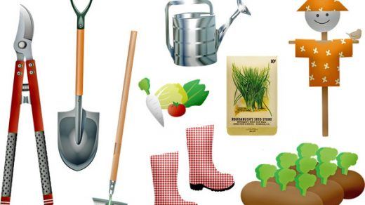 must have gardening equipments