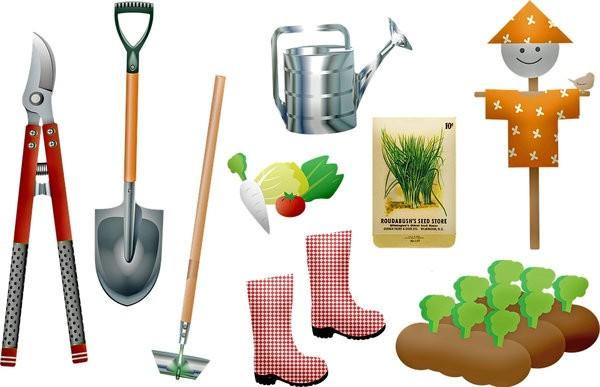 gardening equipments