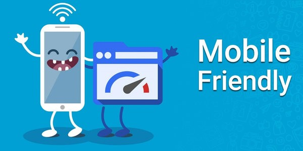 Improve Your Website Visibility mobile friendly
