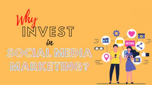 Invest In Social Media Marketing