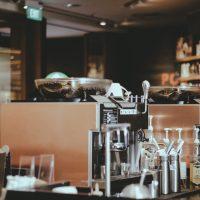 equipments closeup photo of coffeemaker