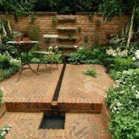 Garden at a Small Space