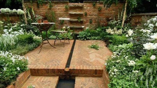 Garden at a Small Space