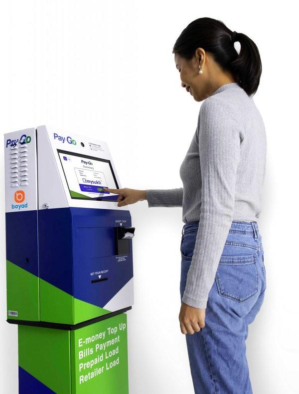 Bayad powers Pay & Go Self-Service Kiosk Solution 1