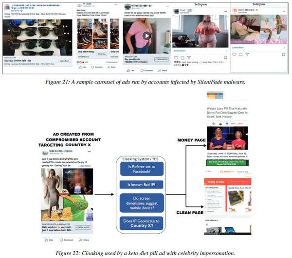 "Ad-Fraudsters, ""SilentFade"" malware"