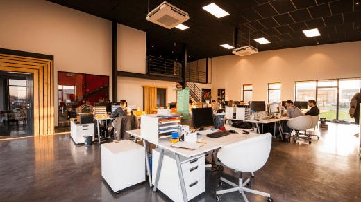 Good Office Environment