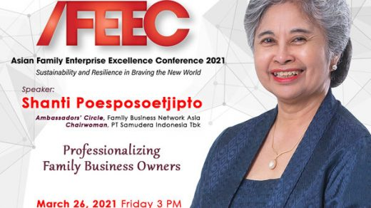 Asian Family Enterprise Excellence Conference 2021