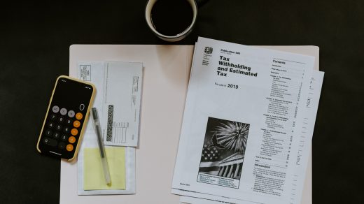 telecom taxes white printer papers
