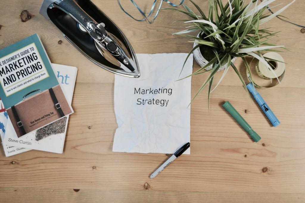 marketing strategy and pricing