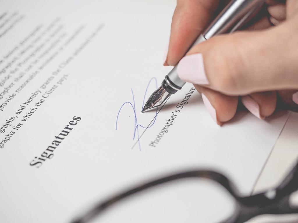 Online Signatures
