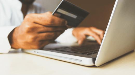 credit card online