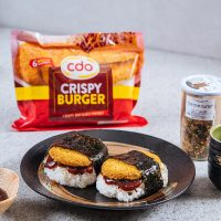 CDO Crispy Burger