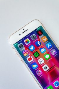 Increase Conversions turned on gold iphone 6