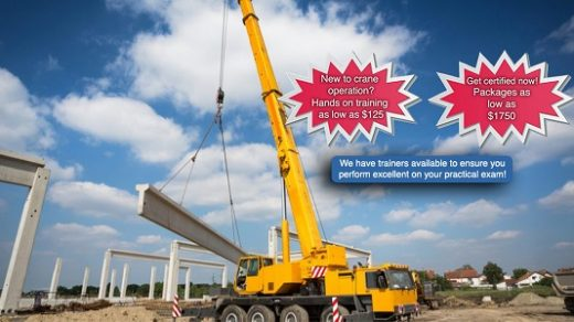 Six Reasons Why Crane Training is Important 1