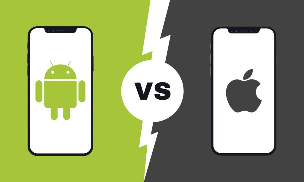 iOS VS Android App Development