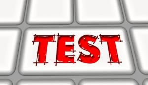 Skills assessment test