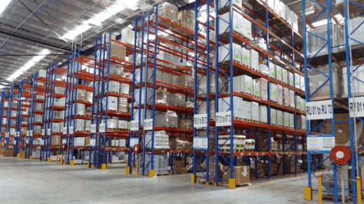 4 Outstanding Benefits Of Pallet Racking You Didn't Know 1