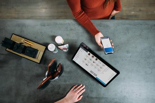 Move customer relations offline