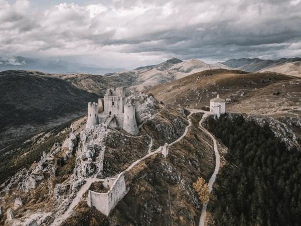 Professional Photographs castle