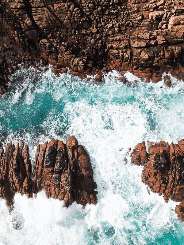Professional Photographs Sea Cliff