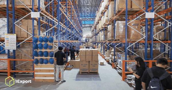 1Export warehouse