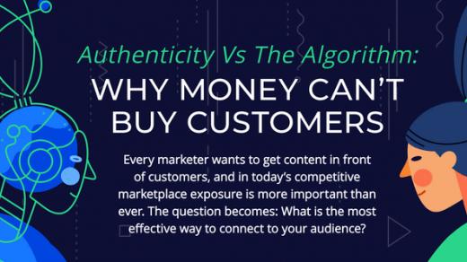 authernticity vs the algorithm