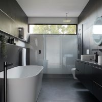 Bathroom Plumbing Glitches white ceramic bathtub near white bathtub