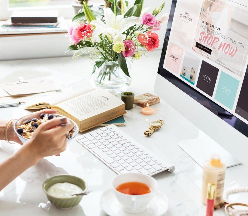 Create products description