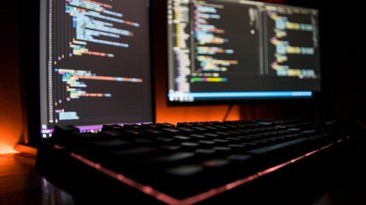 Terminal Emulator black computer keyboard