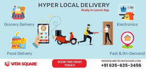 Hyperlocal Delivery System