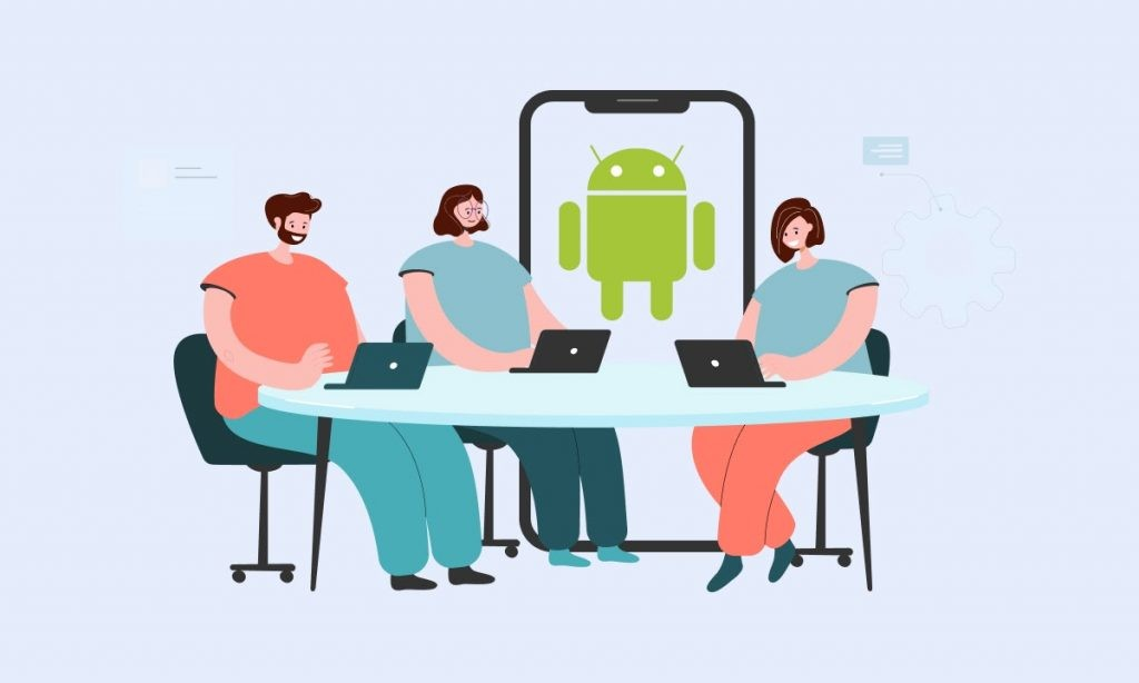Android Application for business