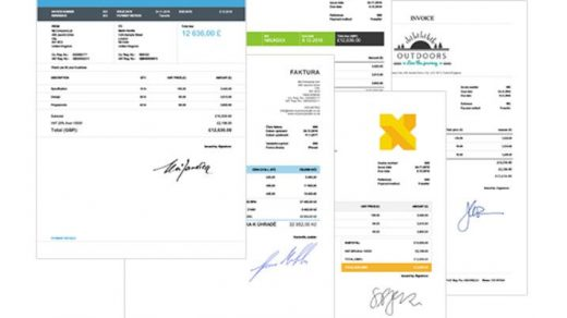 invoice application
