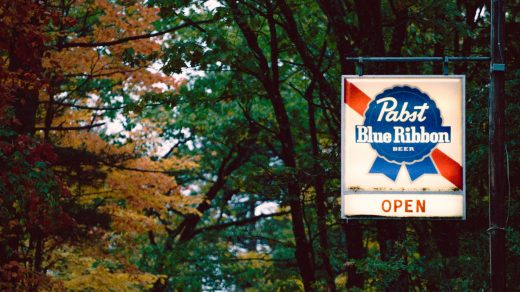 blank yard sign advertisement