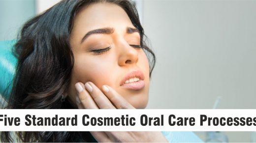 Cosmetic Oral Care Processes