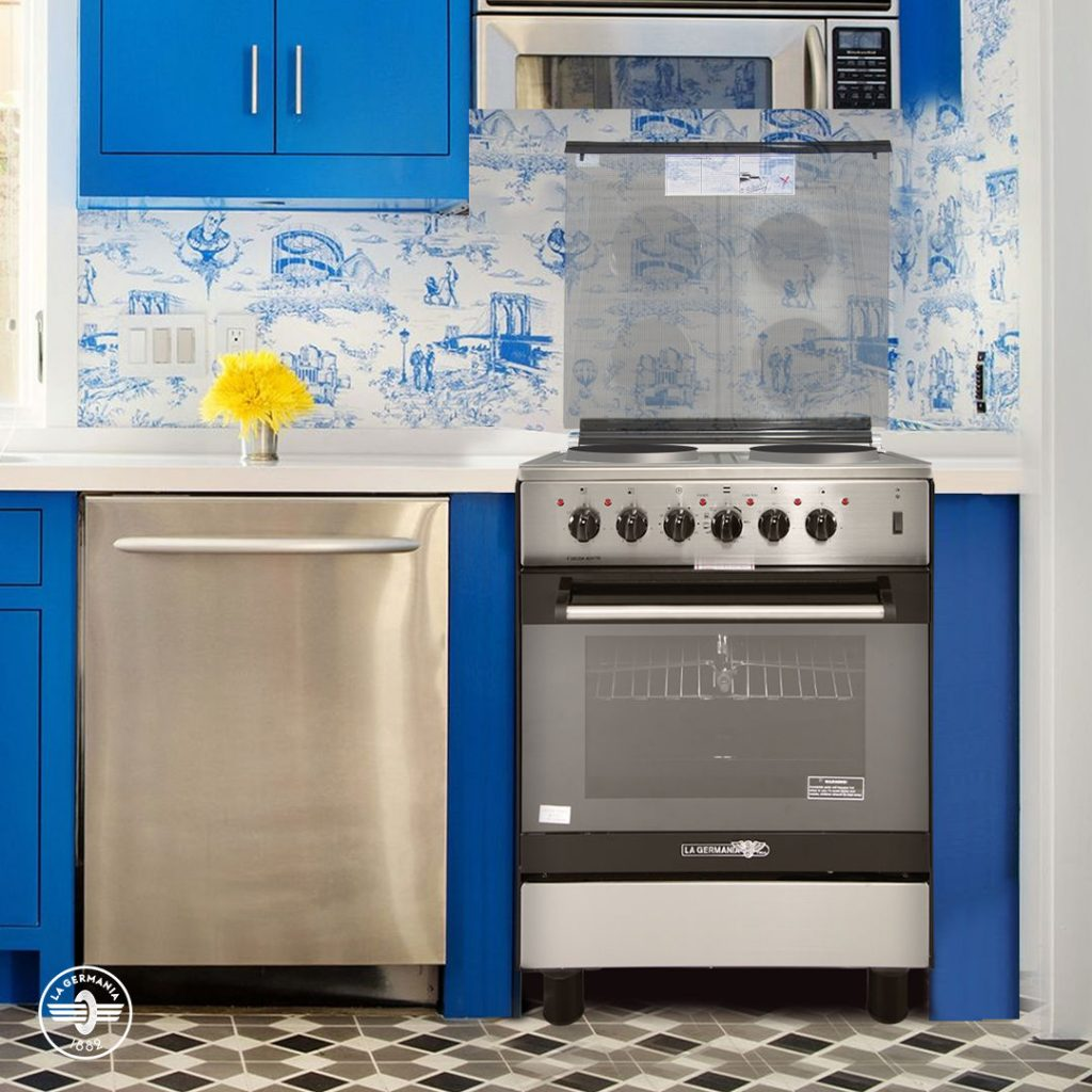 La Germania kitchen oven